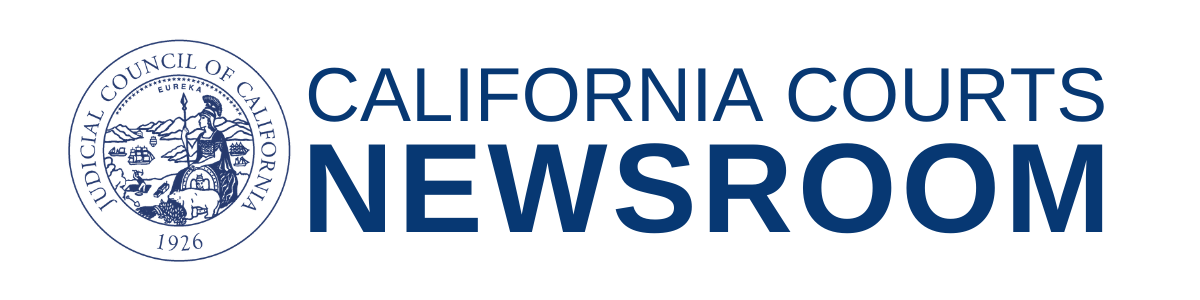 California Courts Newsroom logo
