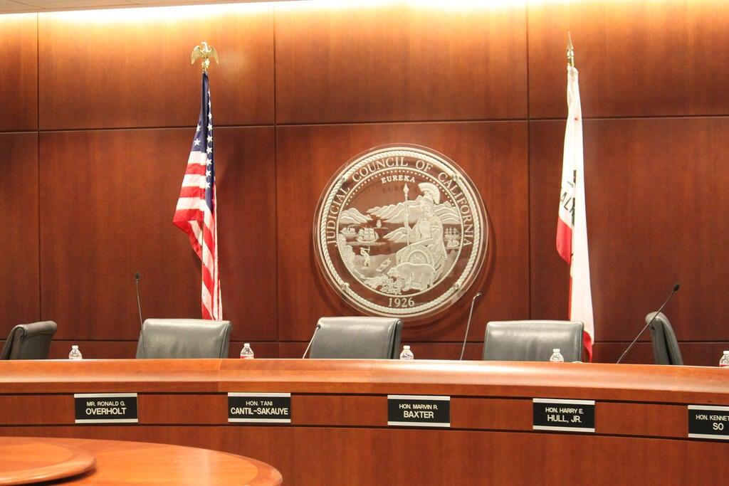 Judicial Council Boardroom