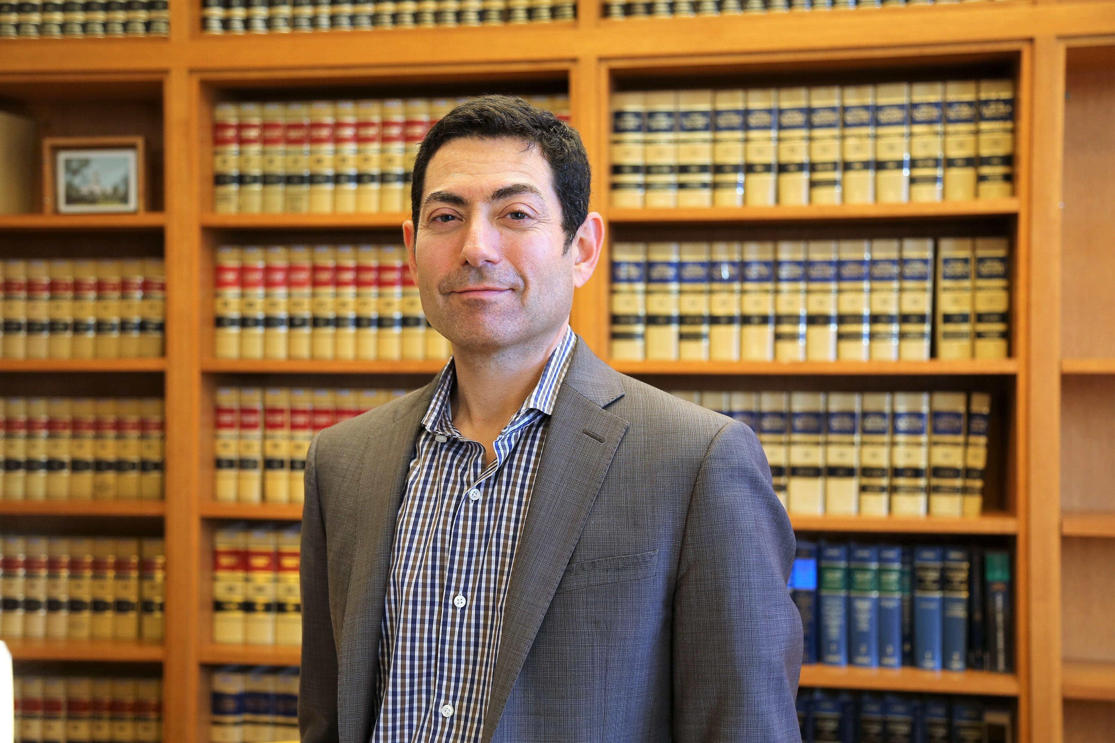 Justice Mariano-Florentino Cuéllar of the California Supreme Court