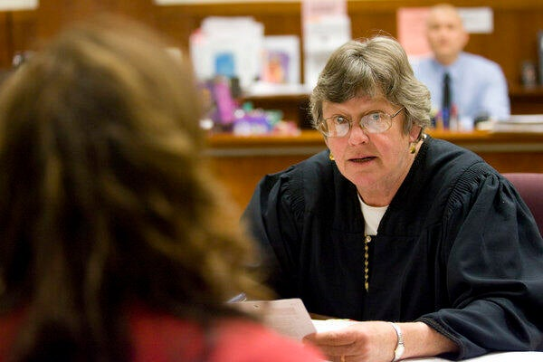 Judge Donna Hitchens was the Supervising Judge for San Francisco's Unified Family Court. She remains to be a strong advocate for the CASA program.