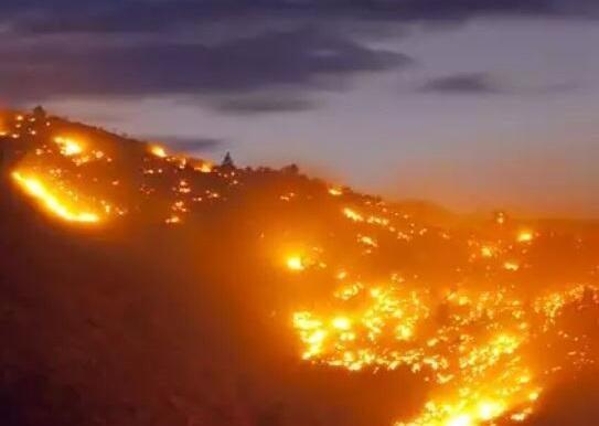 wildfire - general - photo - CalFire