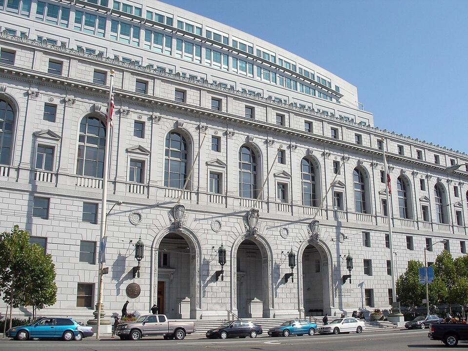 California Supreme Court and First Appellate District (San Francisco)