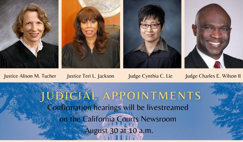 COJA hearing Aug. 30