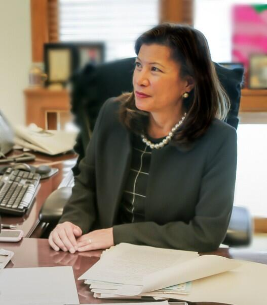 Chief Justice Tani G. Cantil-Sakauye