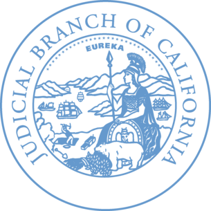 branch seal in blue
