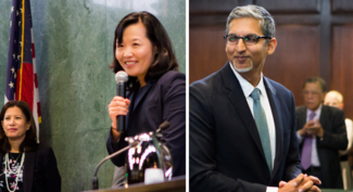 Last August, Dorothy Kim became the first Korean-American justice in the history of the California Courts of Appeal, and Halim Dhanidina became the first Muslim and South Asian-American justice in California.