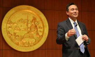 Judicial Council Administrative Director Martin Hoshino