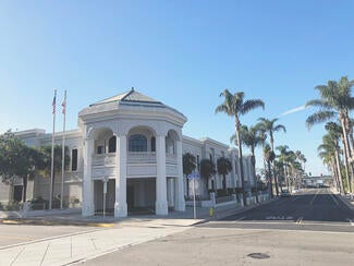 Courthouse for the Court of Appeal, Second Appellate District, Division Six in Ventura.