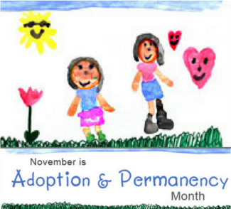 Court Adoption and Permanency Month