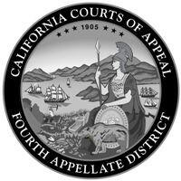 fourth appellate district seal
